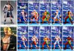 [SFV REQ MOD] Ed and Steve Fox - Tekken7
