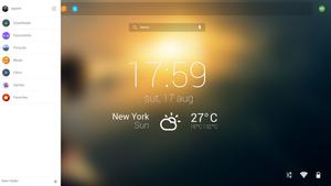 GoogleOS Concept - User