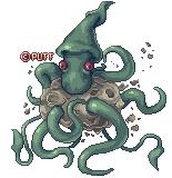 Chronoka Prophecy-Space Kraken by gaypuff