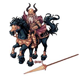 Odin by gaypuff