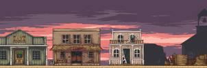 Ye Olde Raided Town