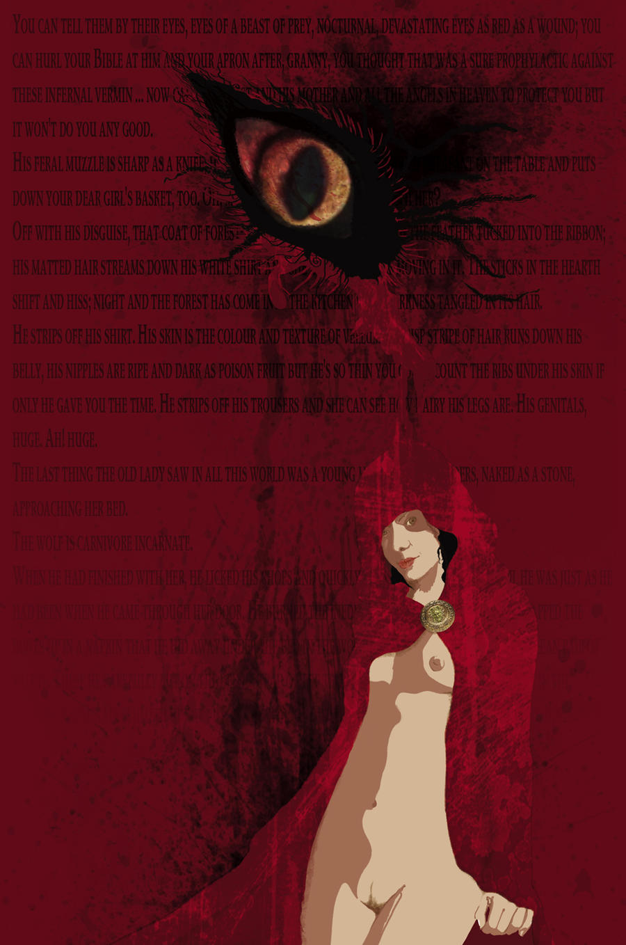 repression of women and the feminist perspective in the bloody chamber a novel by angela carter The bloody chamber, is a direct feminist retelling of the young bride's first-person perspective can angela carter's novel, the bloody chamber.