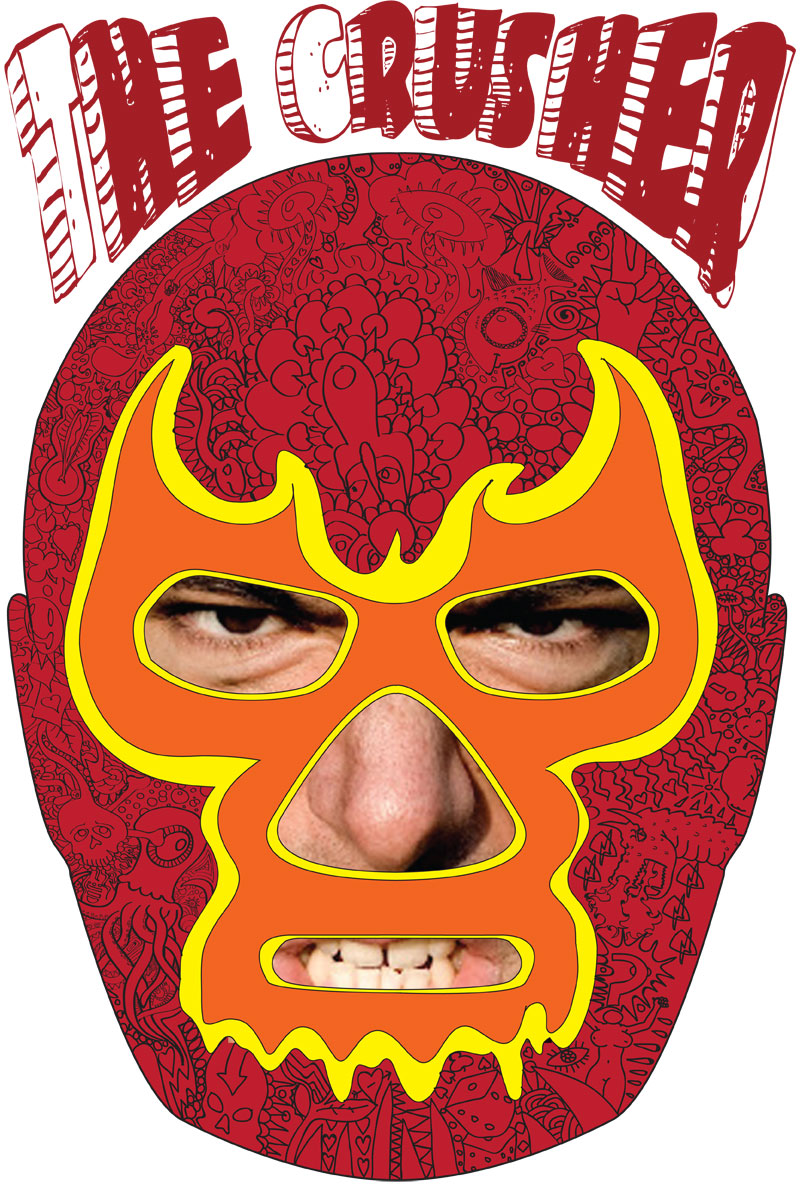 El Luchador The Crusher by Pylo