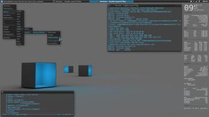 My Openbox desktop !