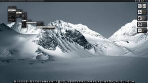 My Debian Testing screenshot