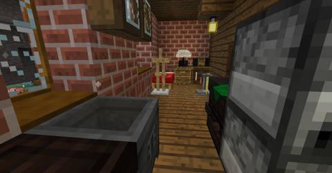 Rail-X5: Abandoned Modern Player House 4