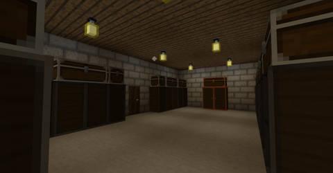 Rail-X5: Abandoned Modern Player House 5