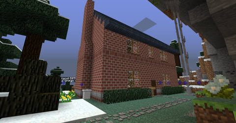 Rail-X5: Abandoned Modern Player House 6