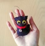 Black Cat by shiinyume
