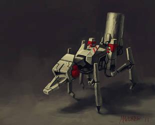droid by NilfheimSan