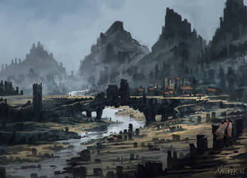 settlement by NilfheimSan