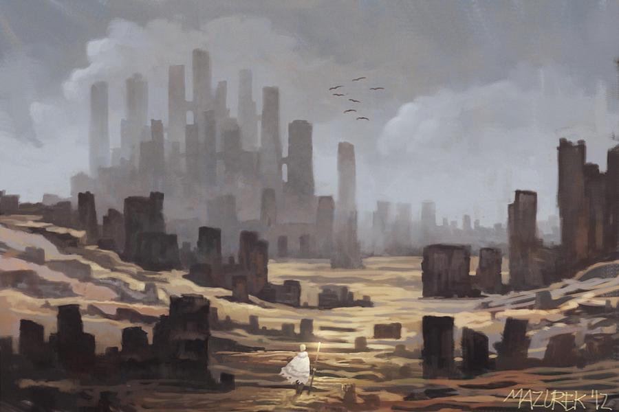 the journey by NilfheimSan