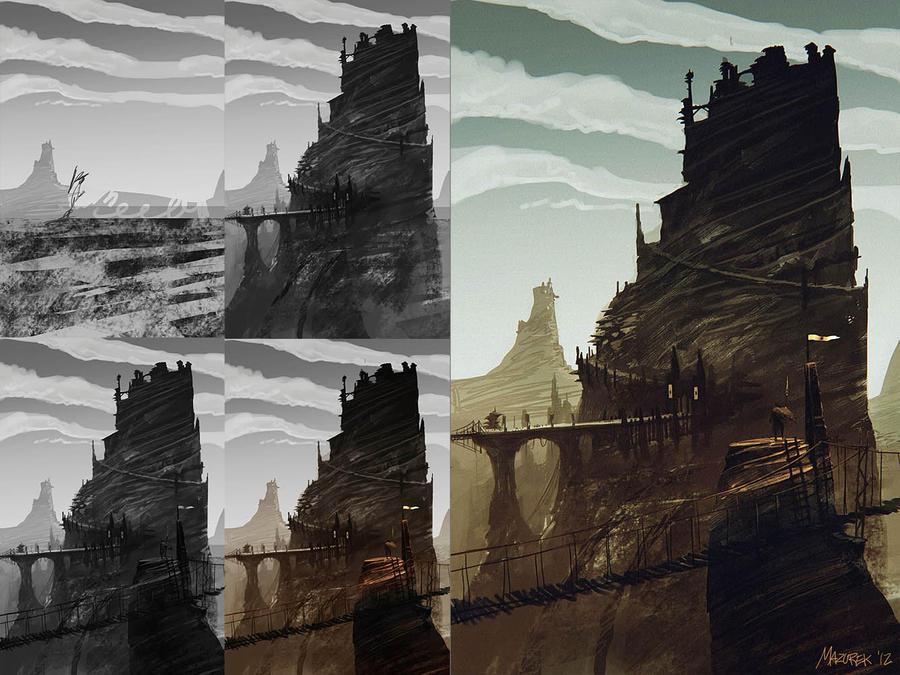 steps 01 by NilfheimSan