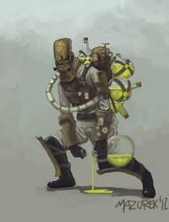 the plague sower by NilfheimSan