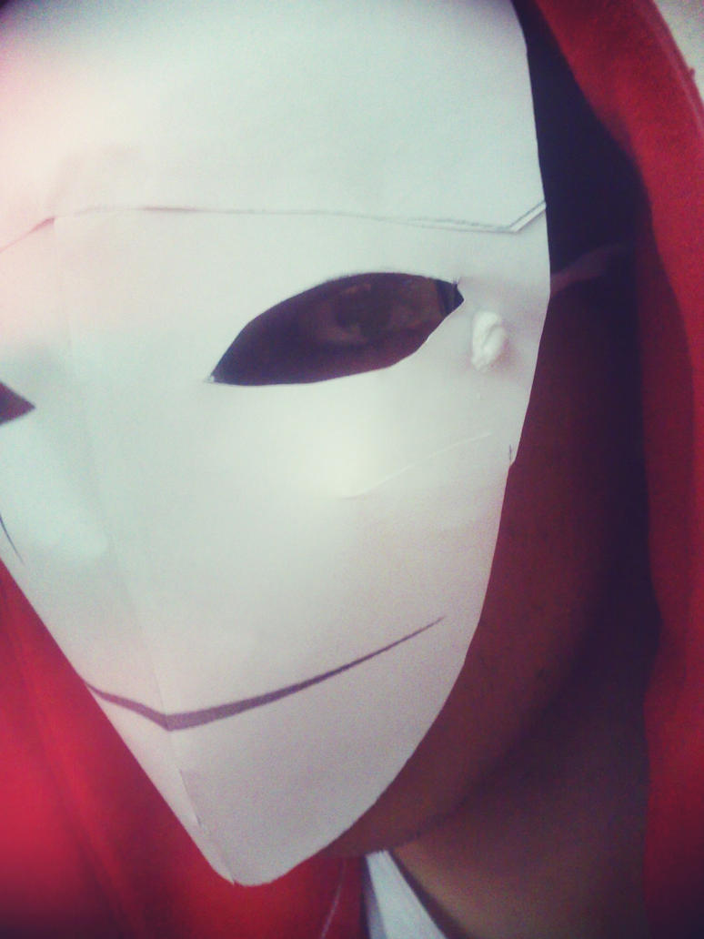 how to make hei mask