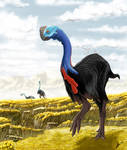 Gigantoraptor erlianensis