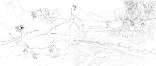 WIP 'The pack'