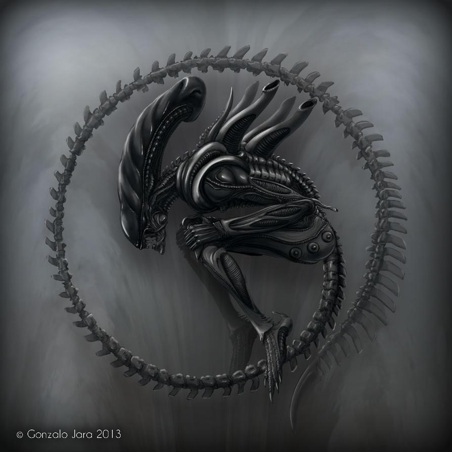 Xenomorph by TopGon