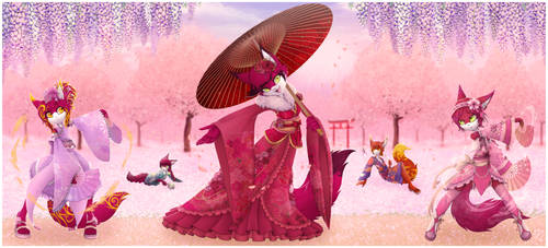 +Cherry Blossom+ by Shide-Dy