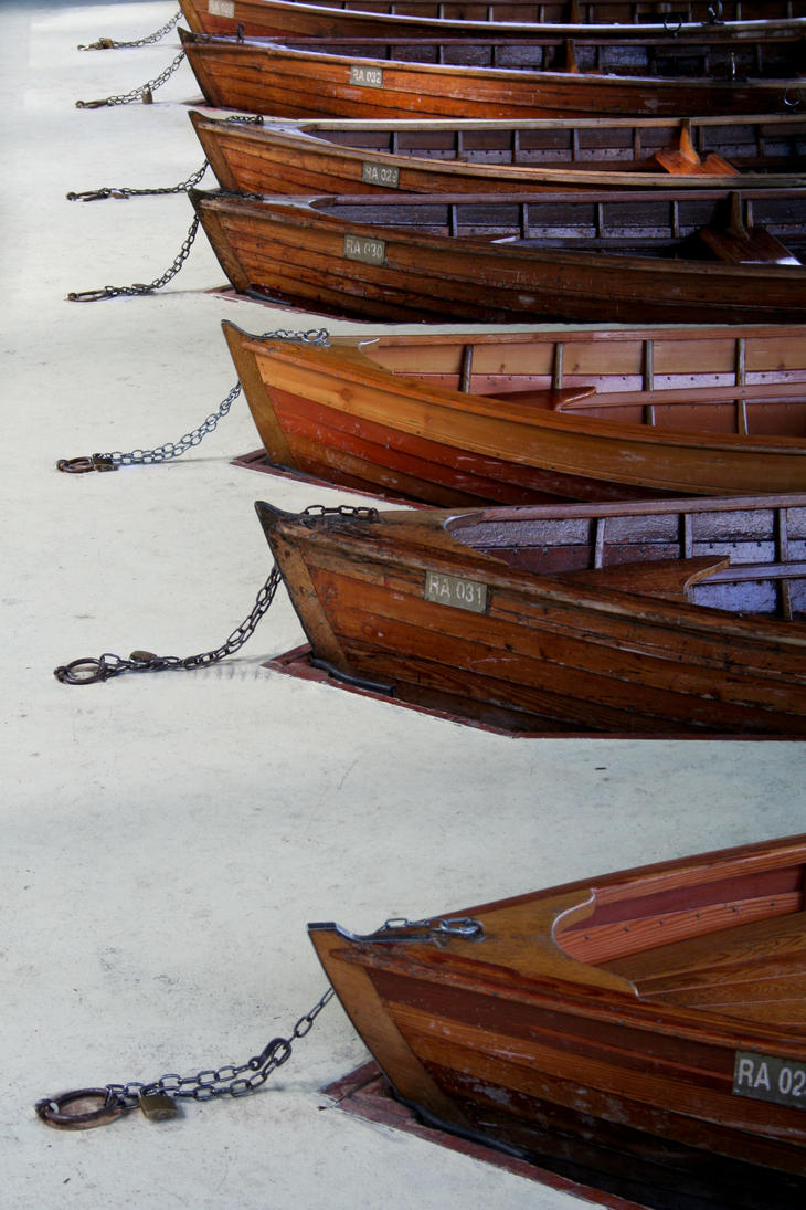 The Boats by guyprives Boats by ~djvas on deviantART