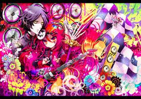 Alex and Clyde by nakiringo