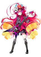 ALEX:Profile: by nakiringo