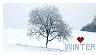 Winter stamp by sequelle