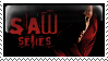 Saw series stamp