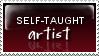 Self-Taught Artist