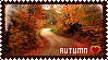 Autumn Stamp by sequelle