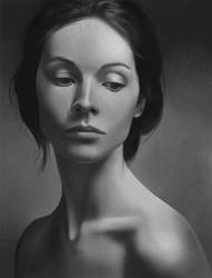 Girl Portrait by MgcUsr