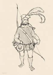 Halfling Longbowman