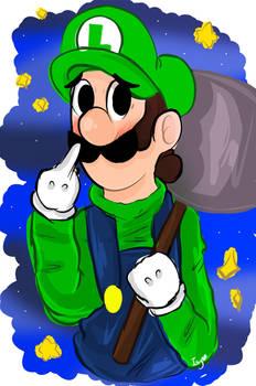 |Luigi Sketch|