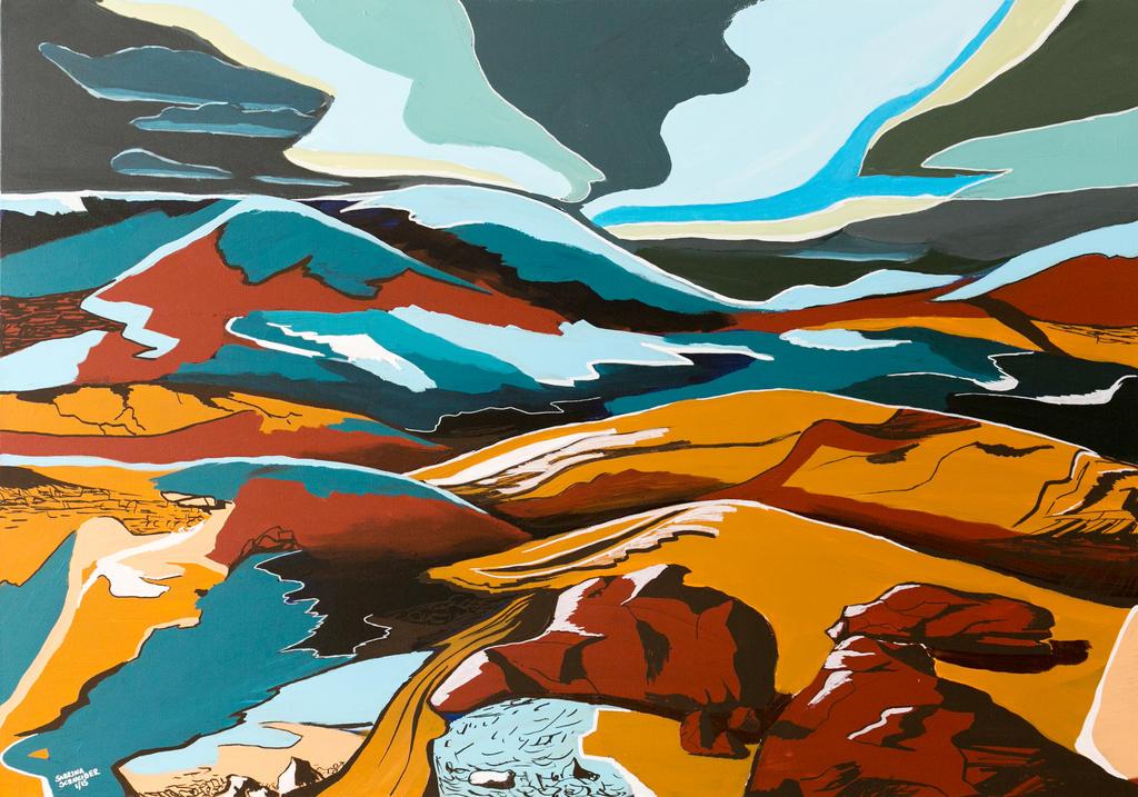 Northern landscape by Milana87
