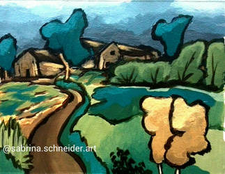 Landscape by Milana87