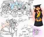 Frisk Graduating(?)