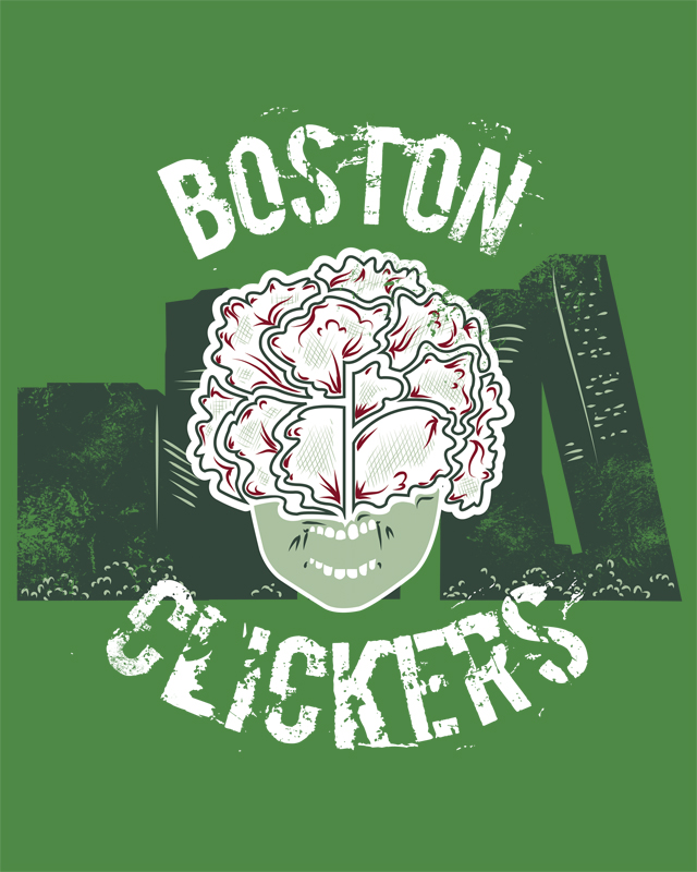 Boston Clickers by TeaForOne