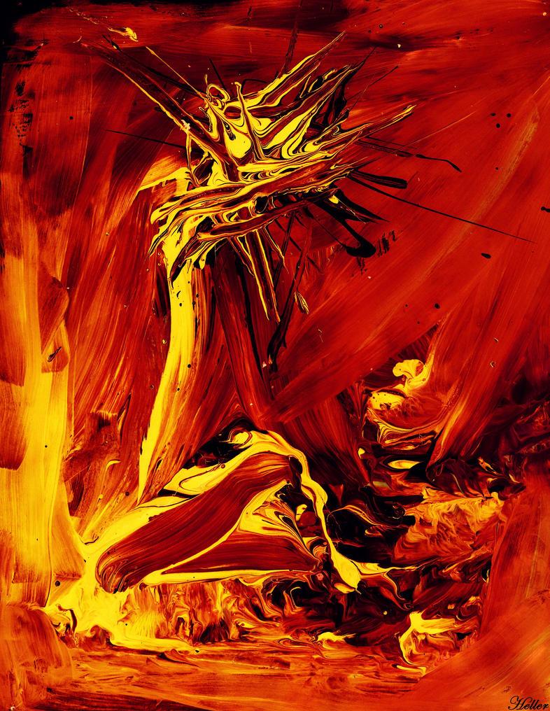 Broken Hearts, Burning Passion by VFallingV