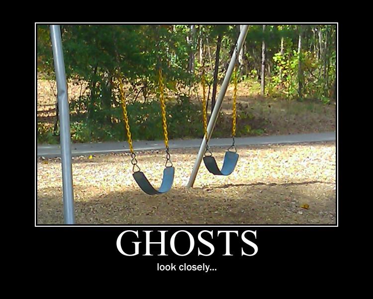 Ghosts -demotivation- by Dragunov-EX