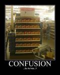 Confusion -demotivation-