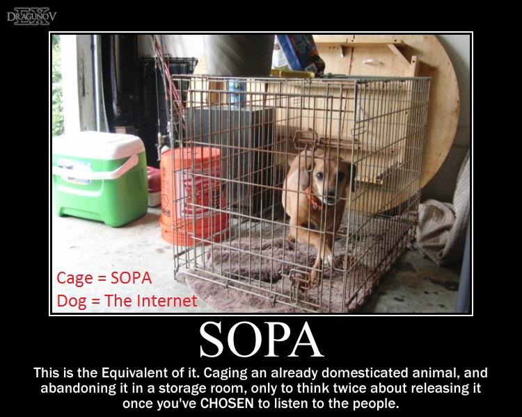 SOPA -MOtivation-  *IMPORTANT* by Dragunov-EX