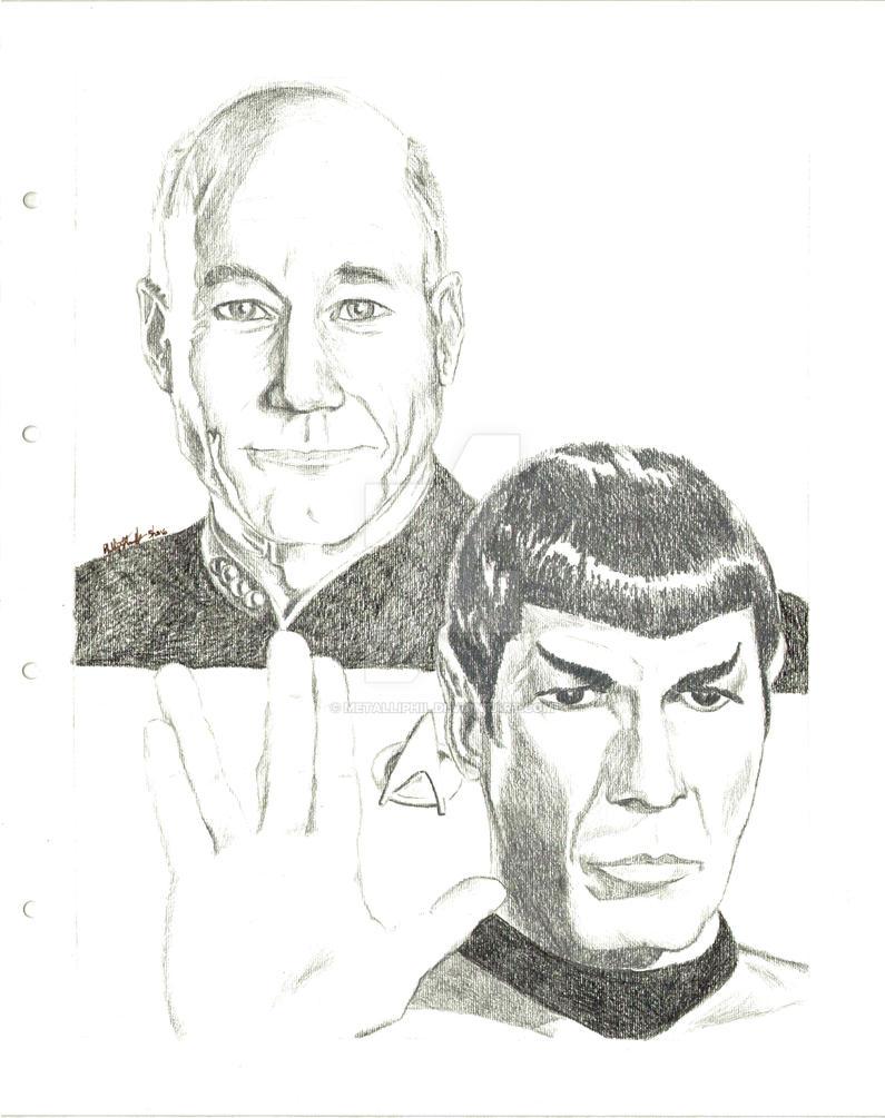 Star Trek Jpeg by metalliphil