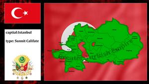 Gretaer Turkish Empire (mapping)