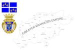 Greater Frankish empire (mapping)