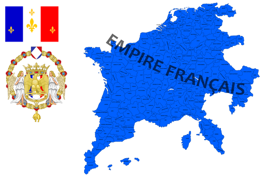 French Empire (mapping)