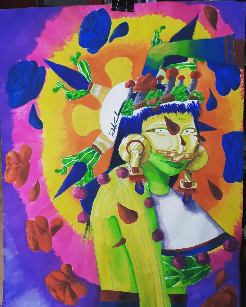 Mayahuel by Pachacutecyupanqui