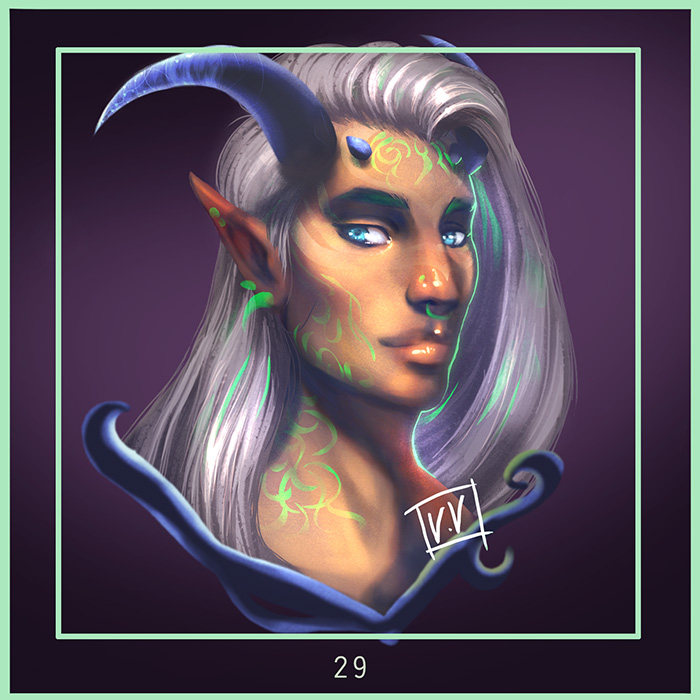 29_ personal challenge by vityso