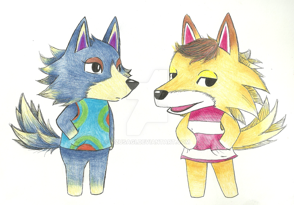 Wolfgang animal crossing - photo#16