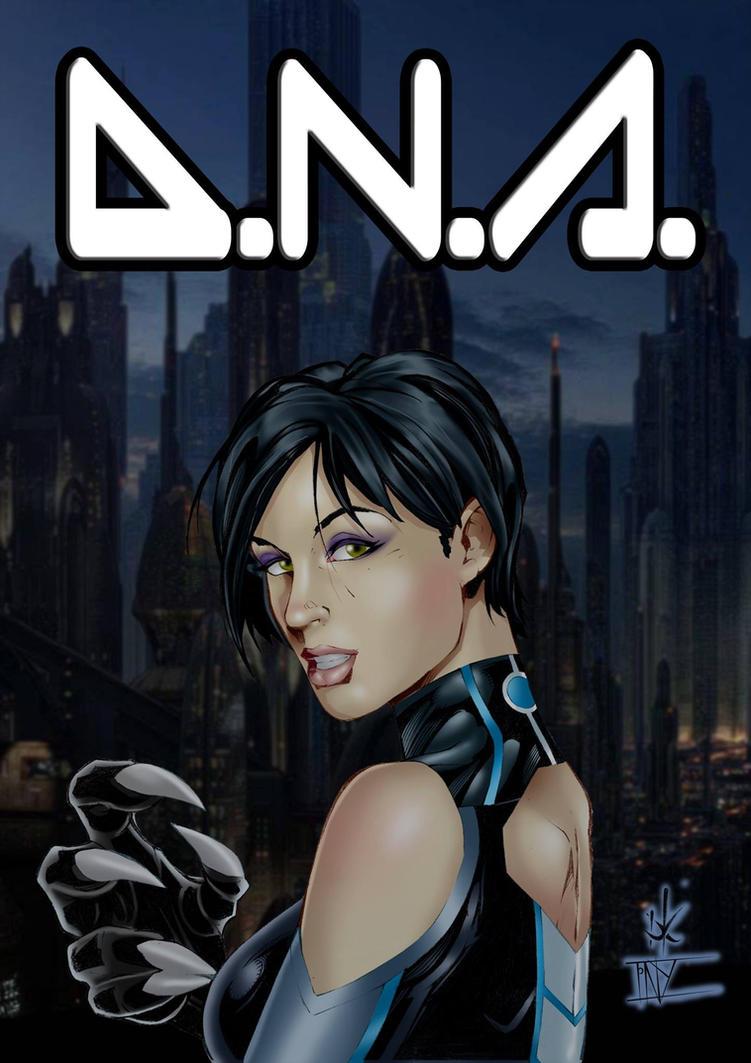 D.N.A. by terminARTor