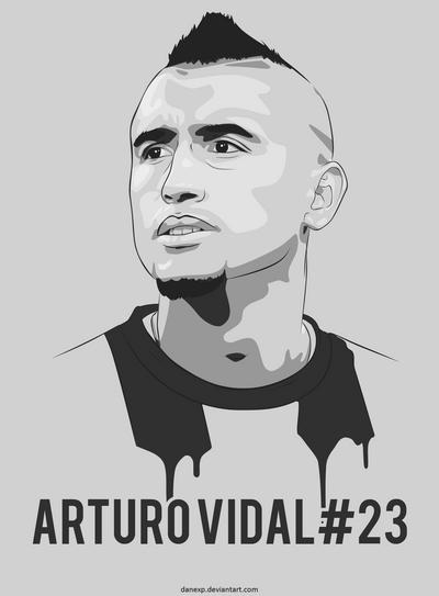 Arturo Vidal by DanEXP
